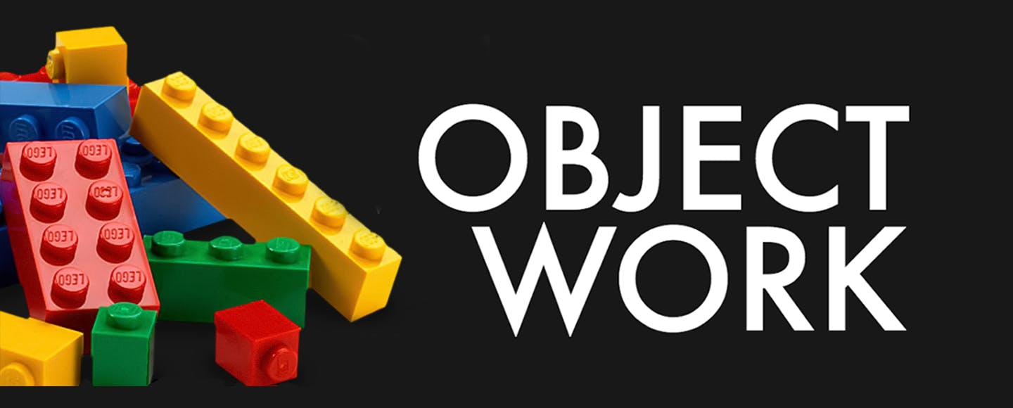The Director Series: Object Work