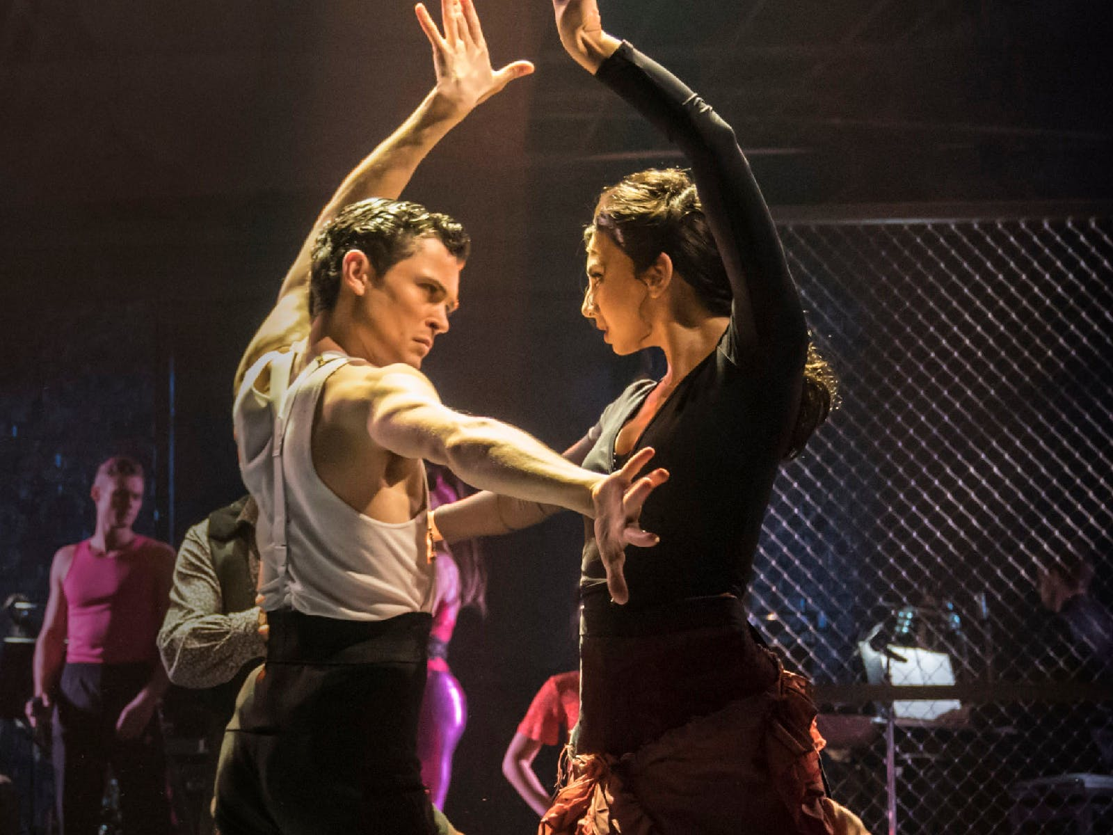 """strictly ballroom scott hastings essay This is conveyed very well in the film """"strictly ballroom"""" produced by  in stictly  ballroom, this concept is primarily conveyed by scott hastings."""