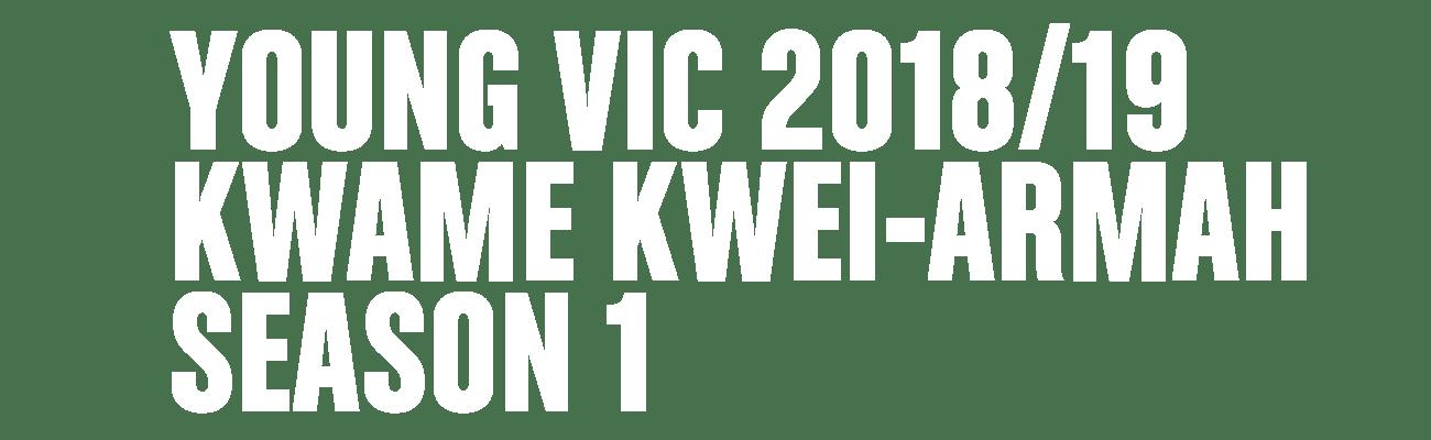 Young Vic 2018/19 Season