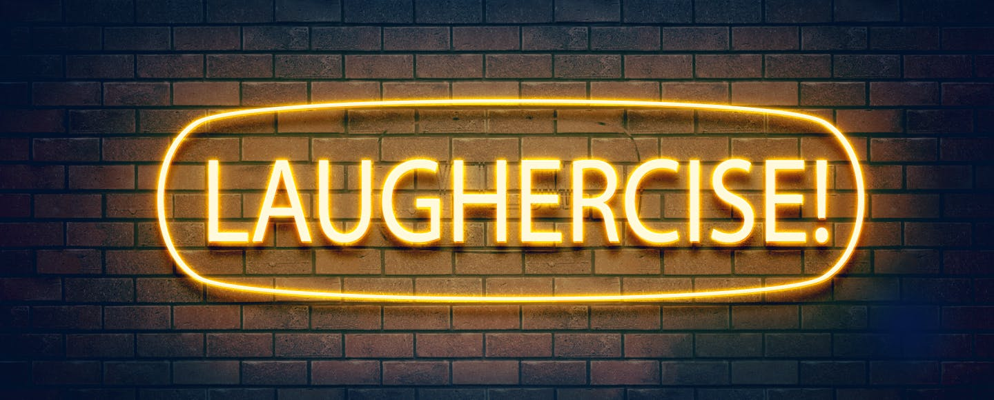 Laughing Affairs Presents: Laughercise!