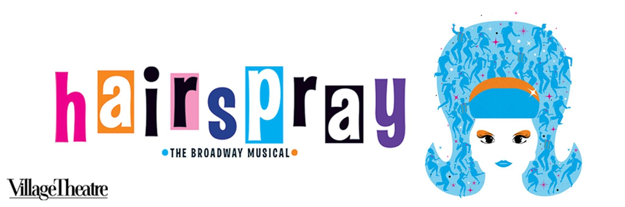 Hairspray - Issaquah Logo
