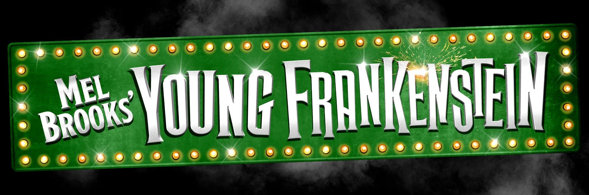 Young Frankenstein Logo