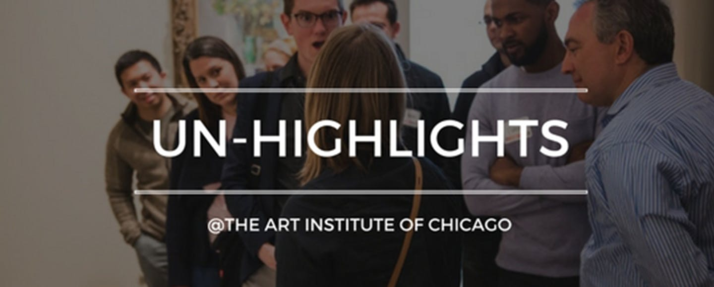 The Art Institute of Chicago: Un-Highlights Tour