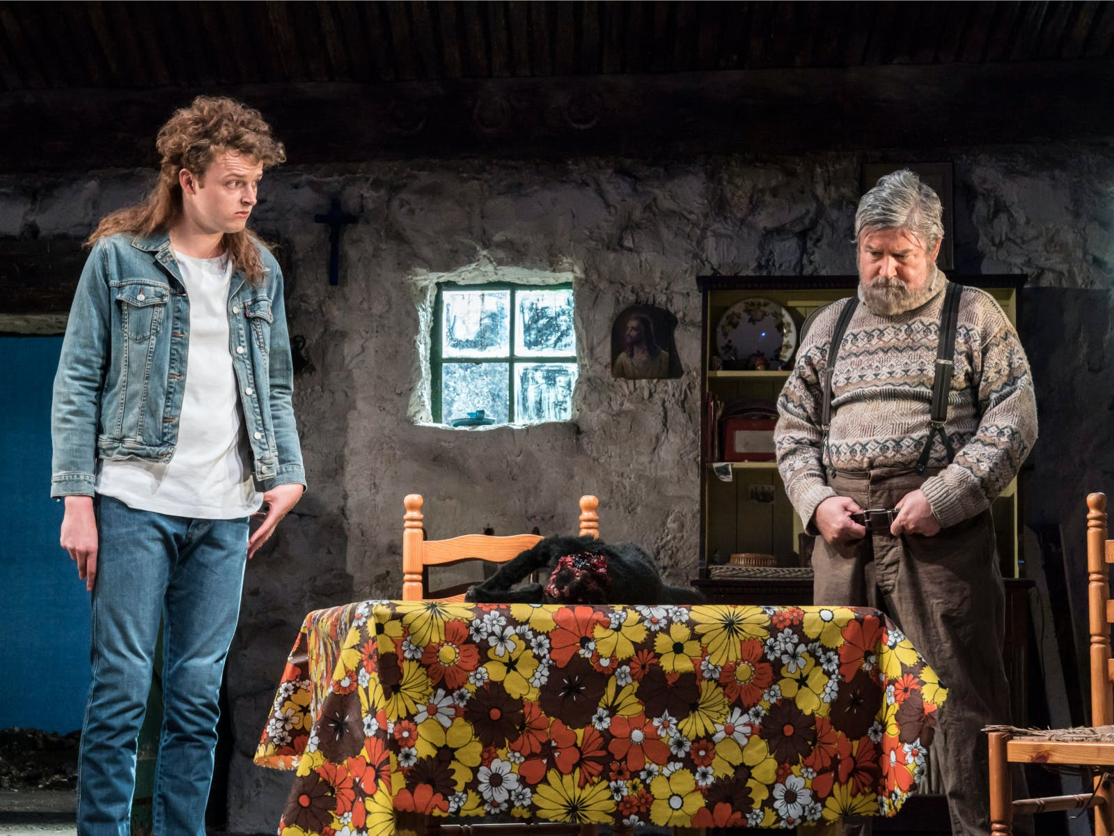 Image result for the lieutenant of inishmore production photos