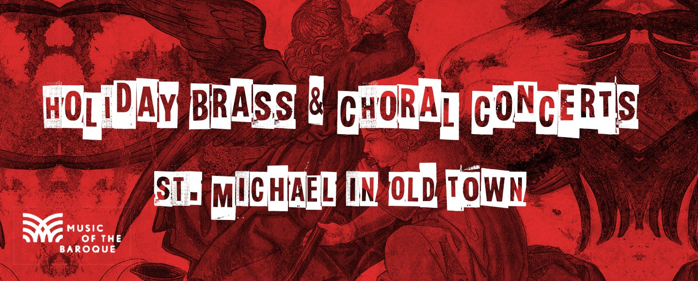 Holiday Brass and Choral Concerts - St. Michael in Old Town