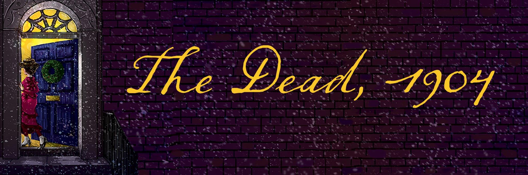 The Dead, 1904 Logo