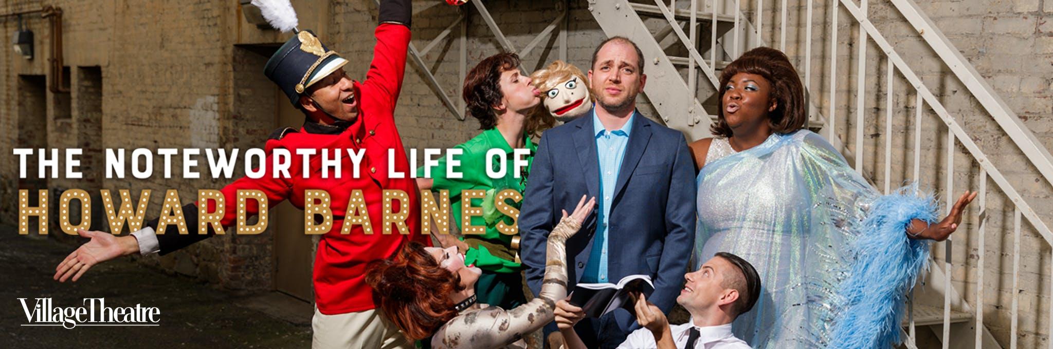The Noteworthy Life of Howard Barnes - Everett Logo