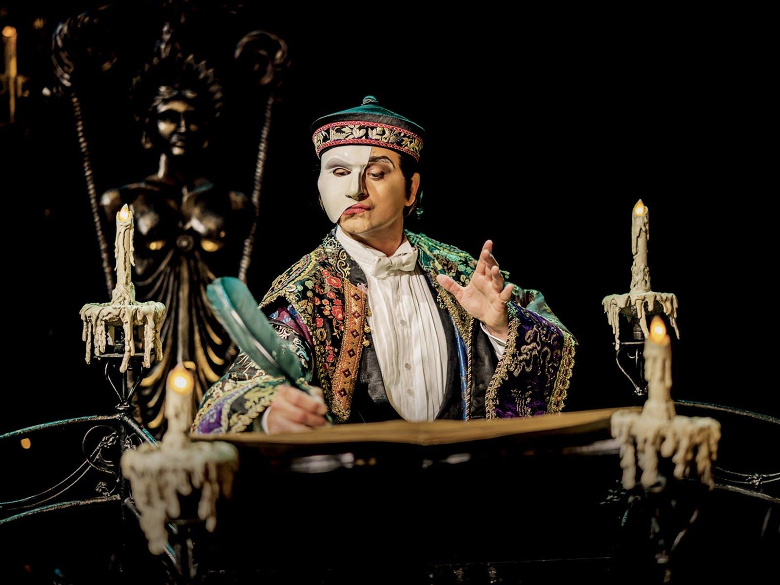 The Phantom Of The Opera Tickets London Todaytix