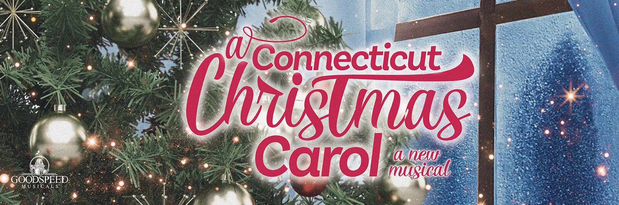 A Connecticut Christmas Carol Logo