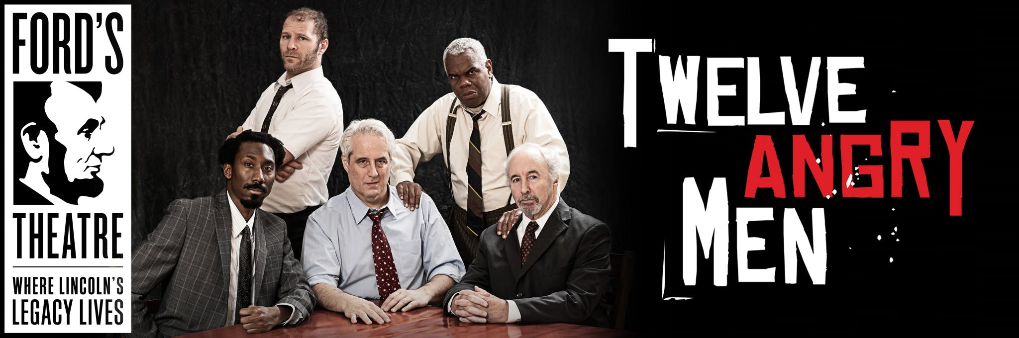 Free First Preview - Twelve Angry Men Logo