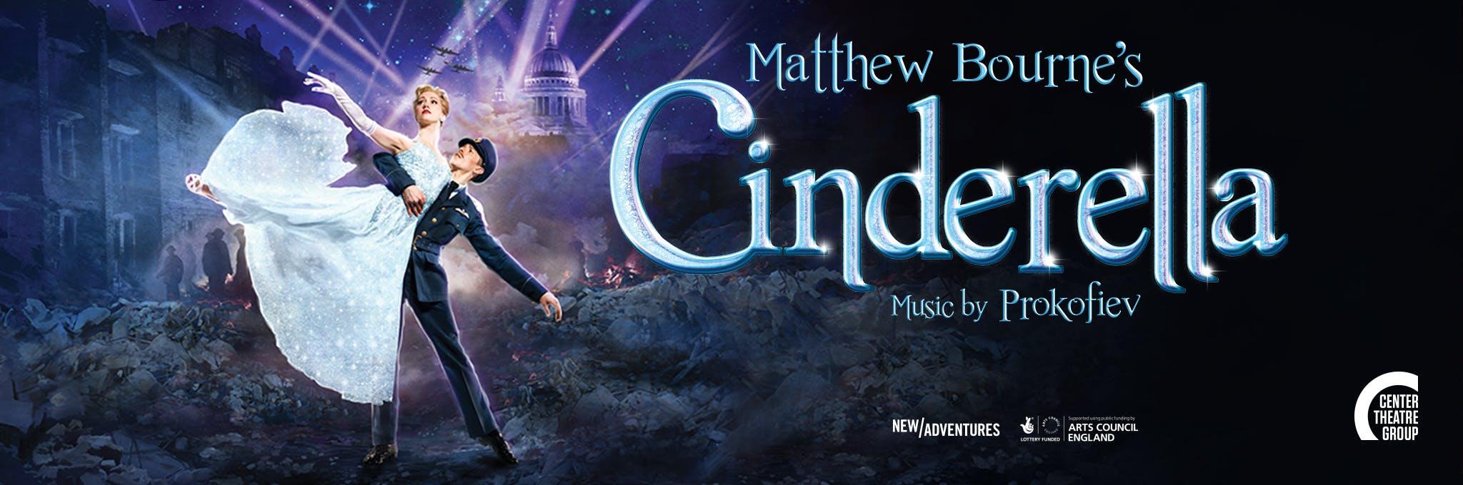 Matthew Bourne's Cinderella Logo