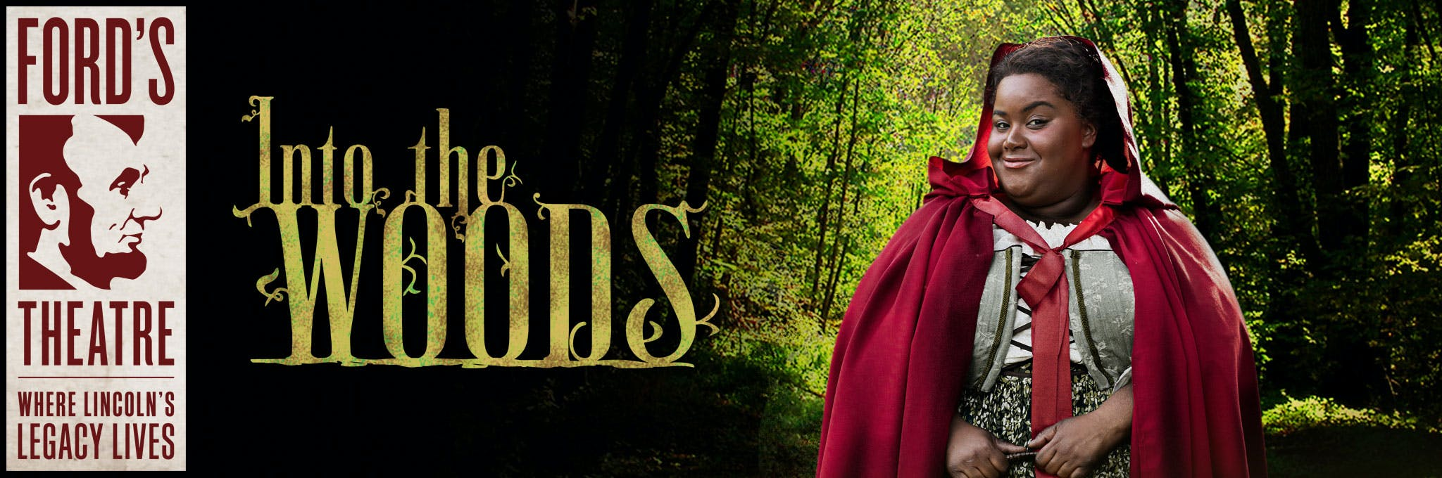 Free First Preview - Into the Woods Logo