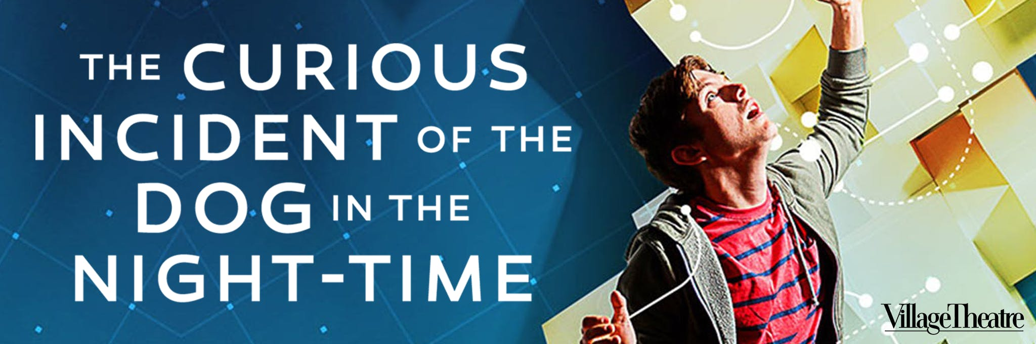The Curious Incident of the Dog in the Night-Time - Everett Logo