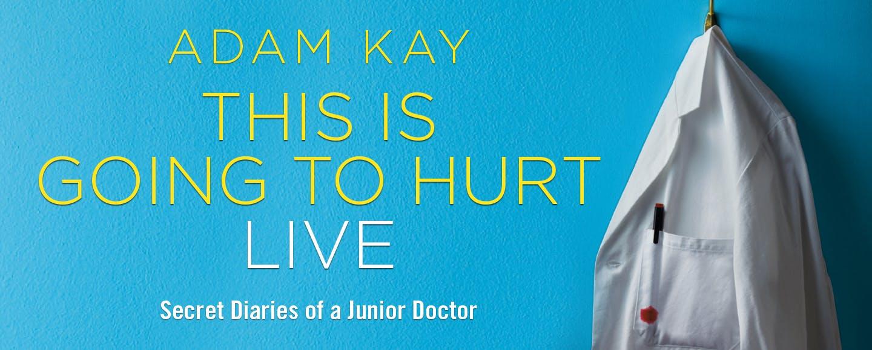 Adam Kay (Garrick Theatre)