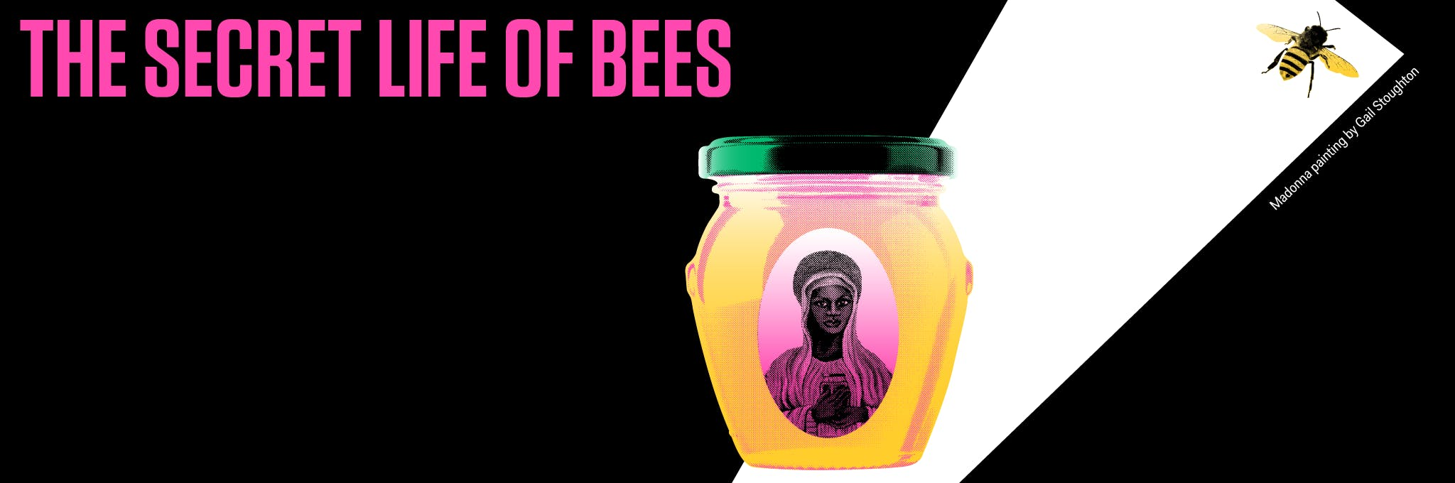 The Secret Life of Bees Logo