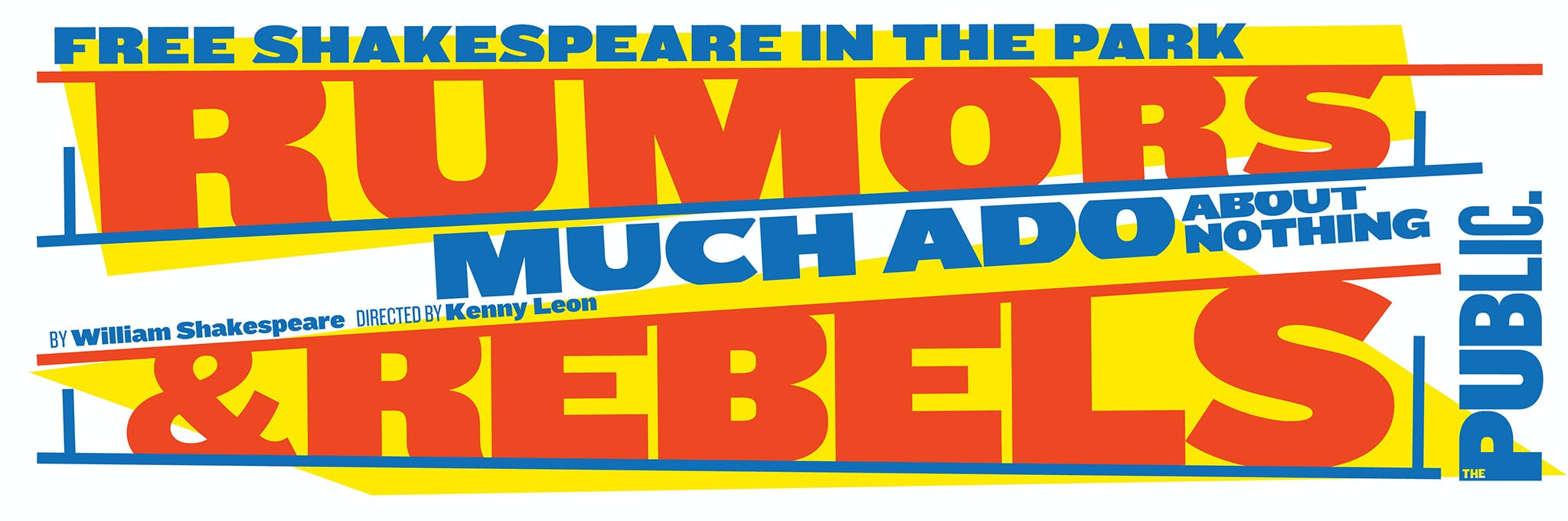 Much Ado About Nothing - Senior Accessibility Logo