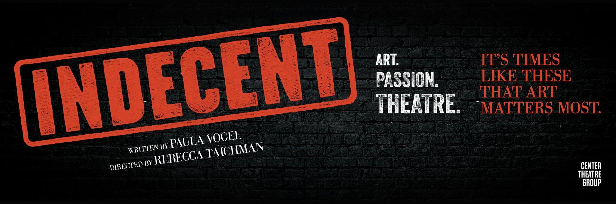 Indecent Logo