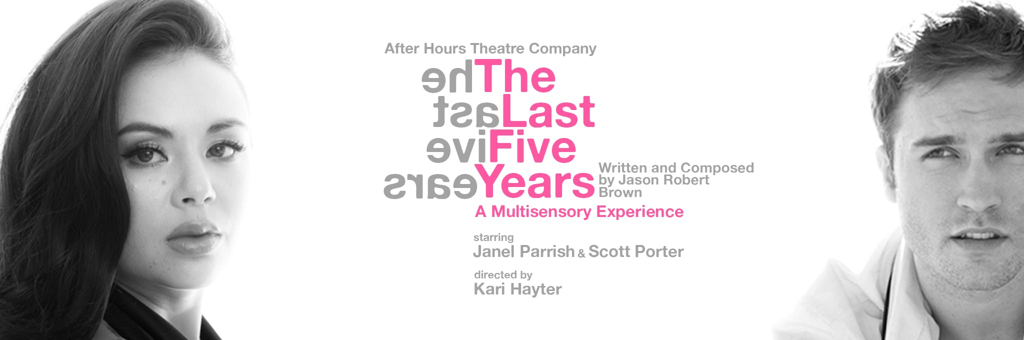 The Last Five Years Logo