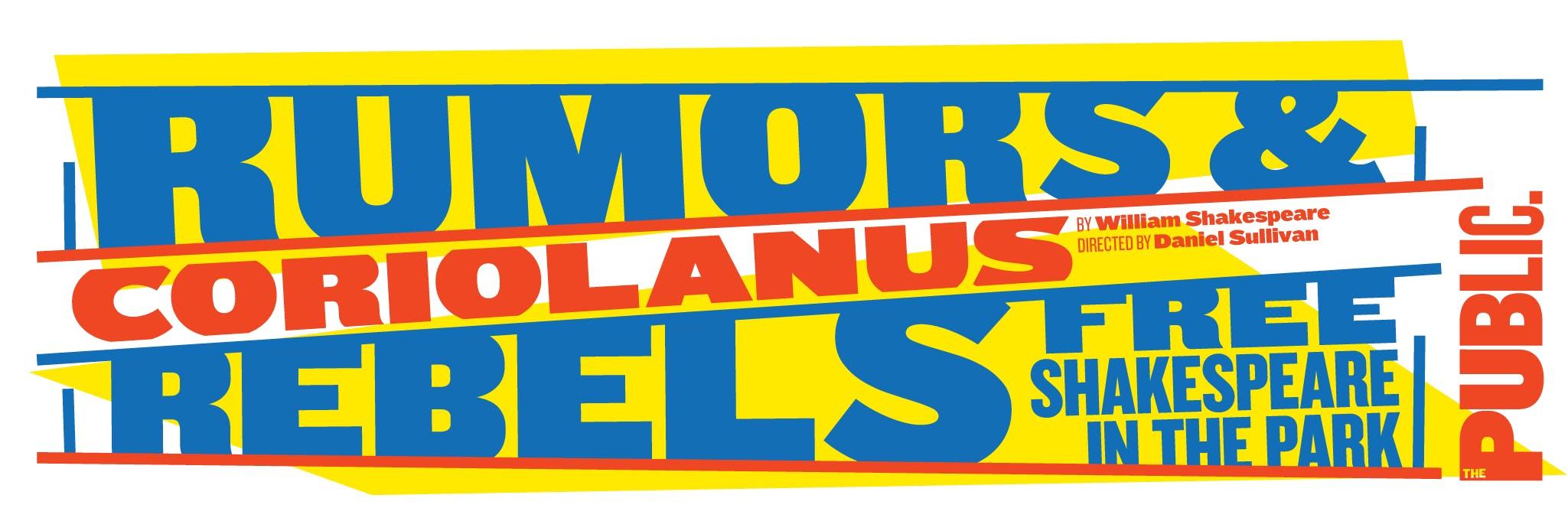 Coriolanus - ADA Accessible Logo