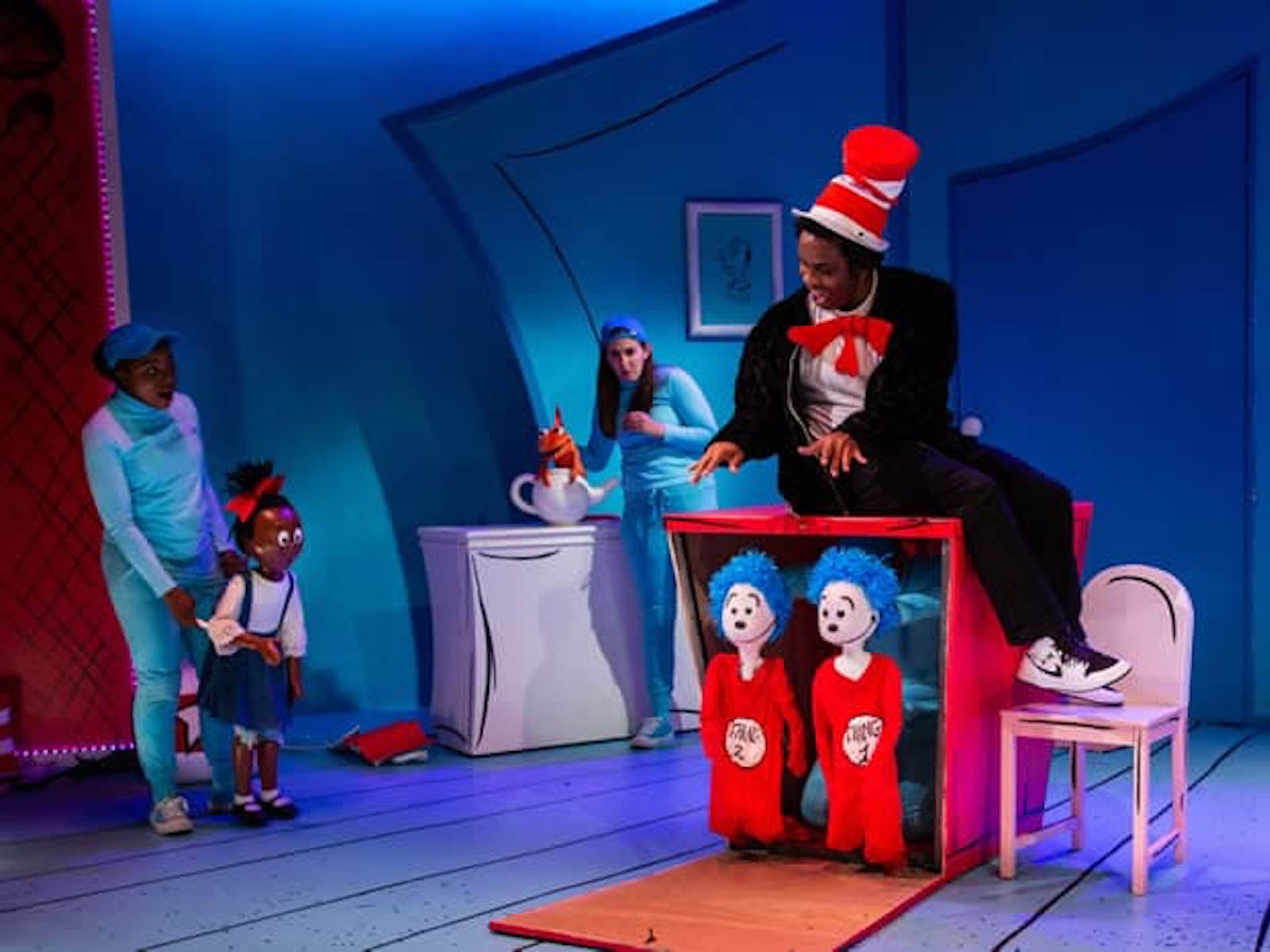 The Cat In The Hat Tickets Washington Dc Todaytix