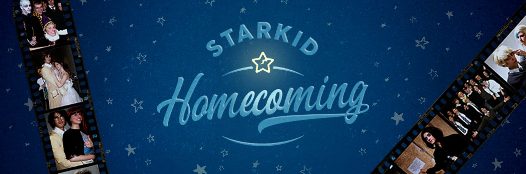 VIP Lotto — Team StarKid's Homecoming Reunion Concert Logo