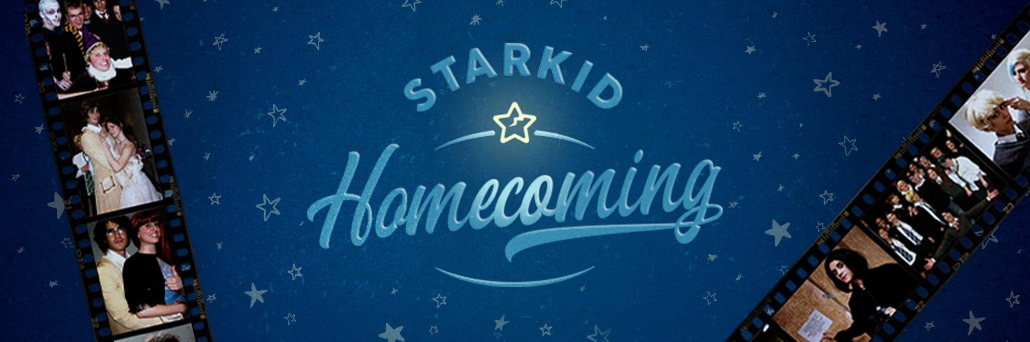 VIP Lotto —Team StarKid's Homecoming Reunion Concert Logo