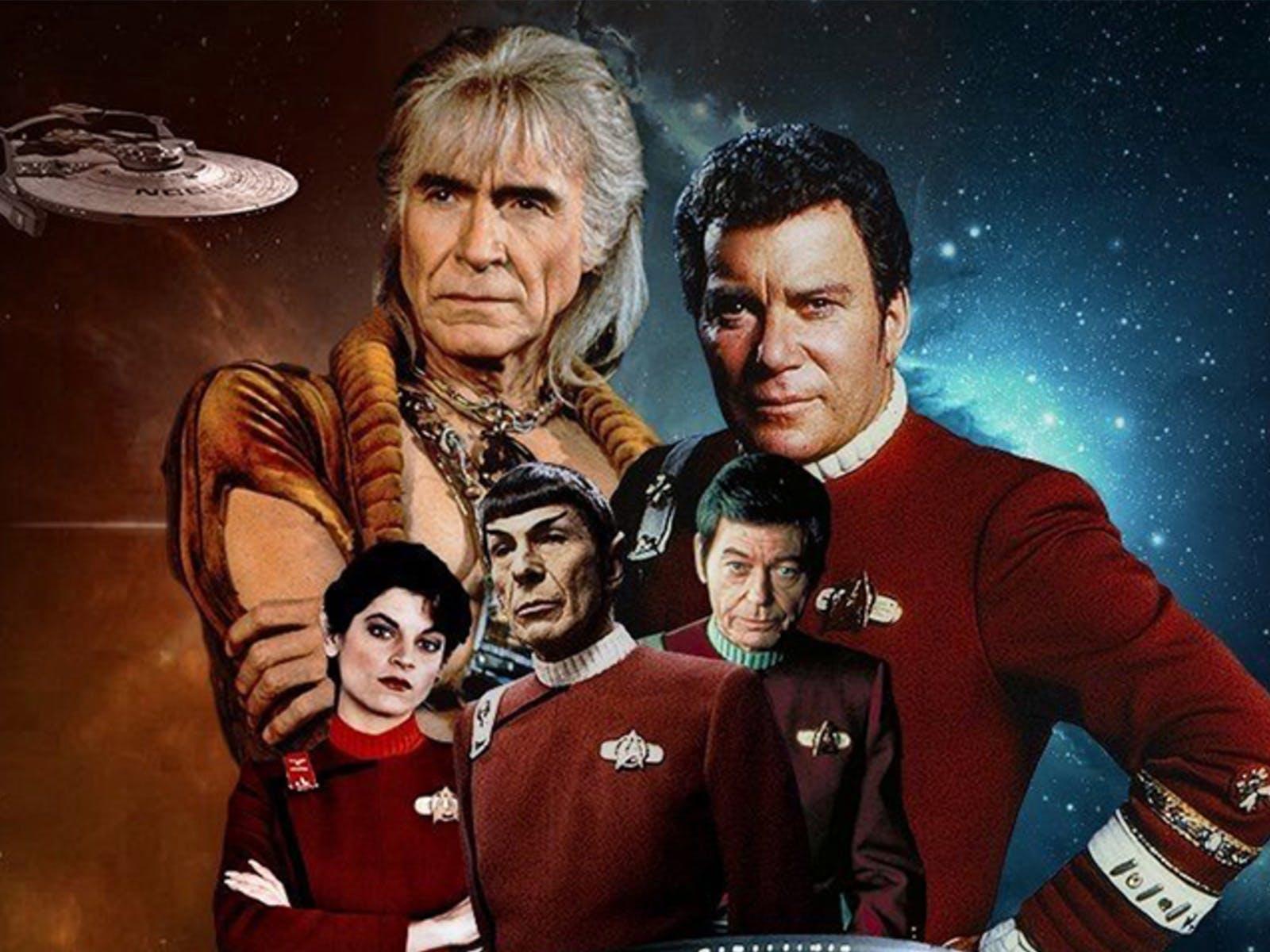 Star Trek II: The Wrath of Khan Drag Screening Tickets | SF Bay Area |  TodayTix