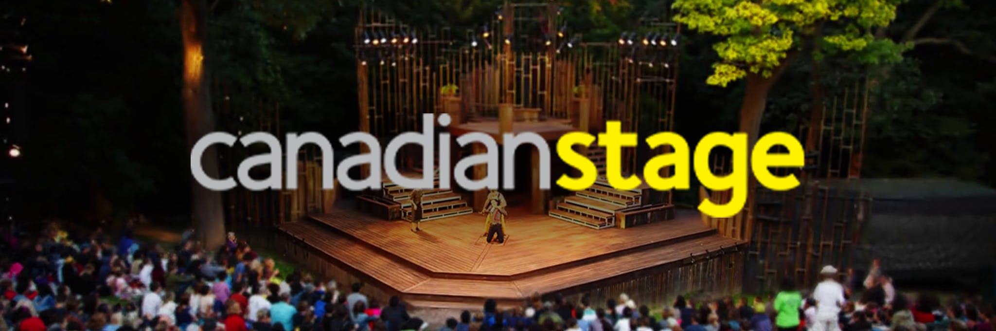 Canadian Stage Season Giveaway Logo