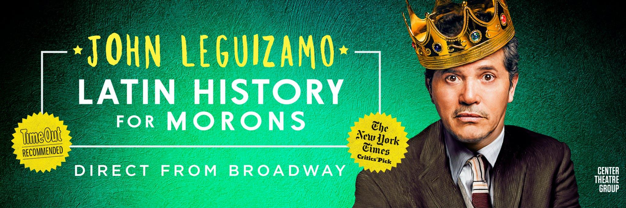 Latin History for Morons Logo