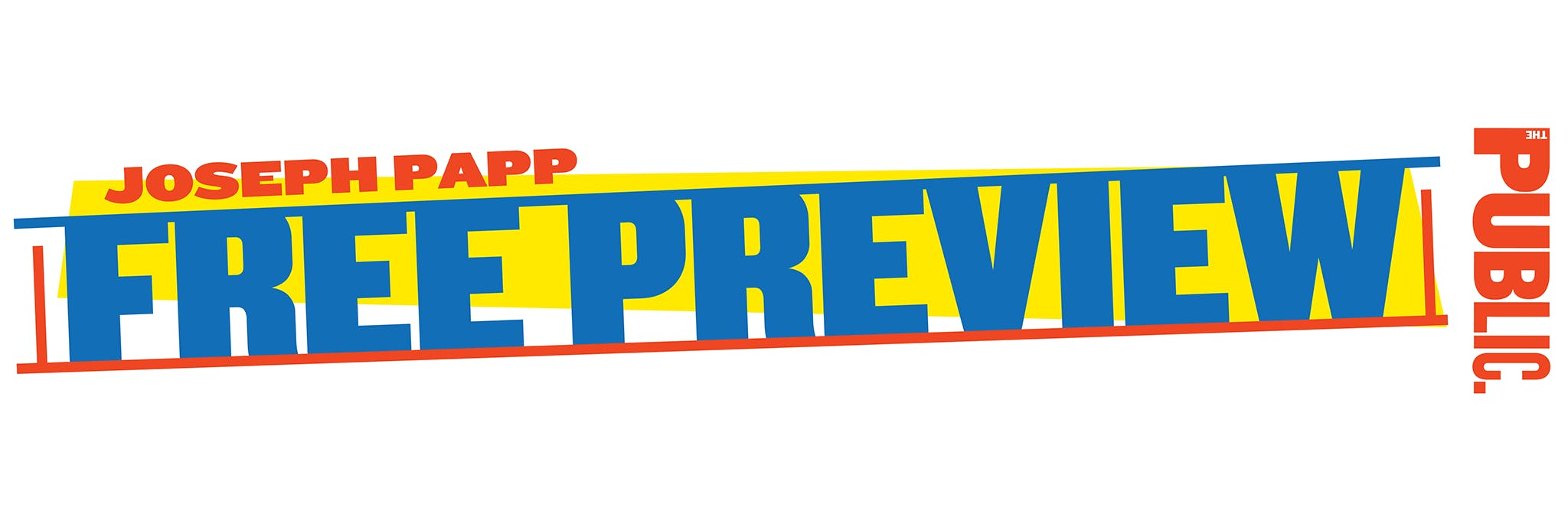 Joseph Papp Free Preview: Soft Power Logo