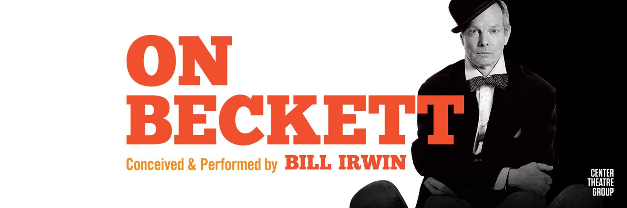 On Beckett Logo