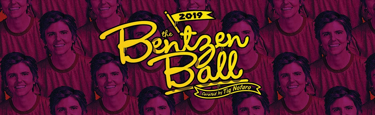 Bentzen Ball Comedy Festival
