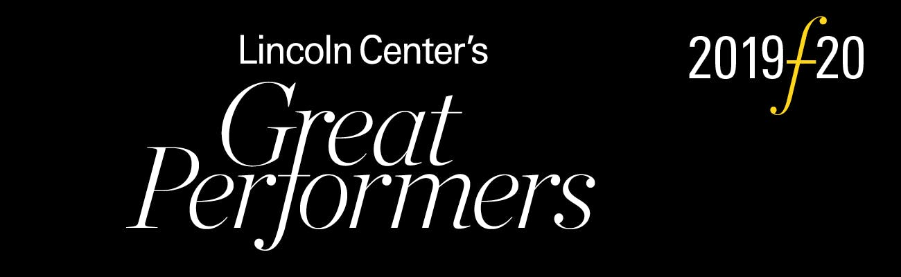 Lincoln Center's Great Performers