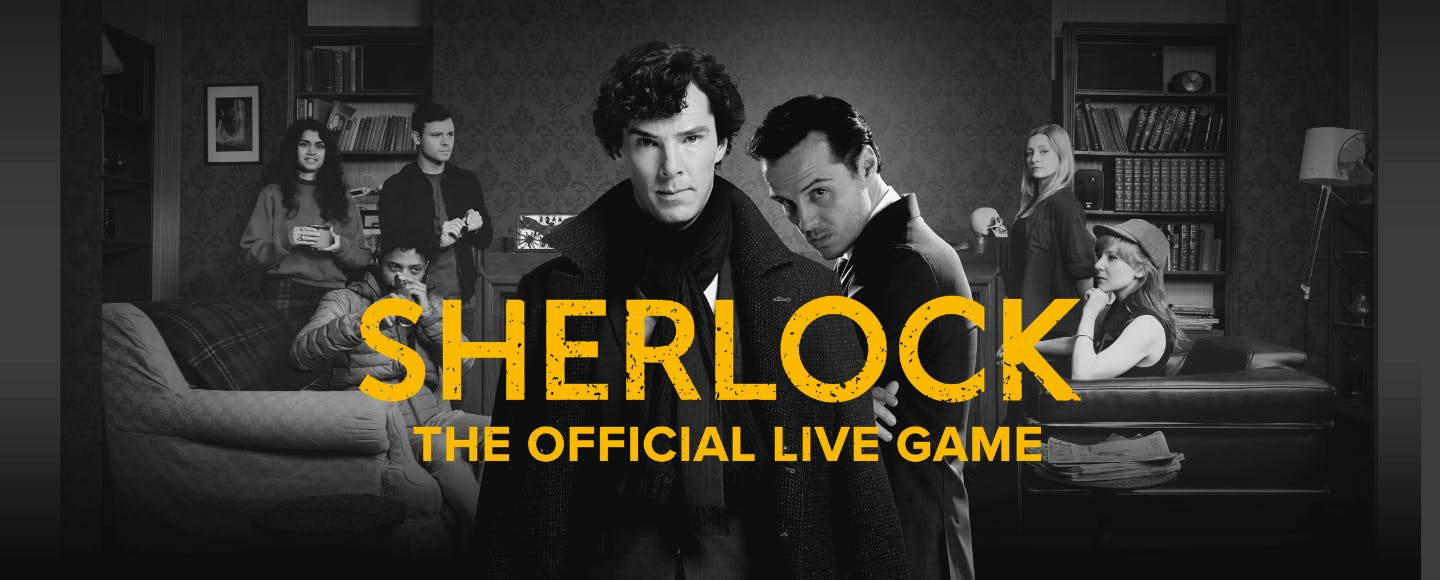 Sherlock: The Live Game