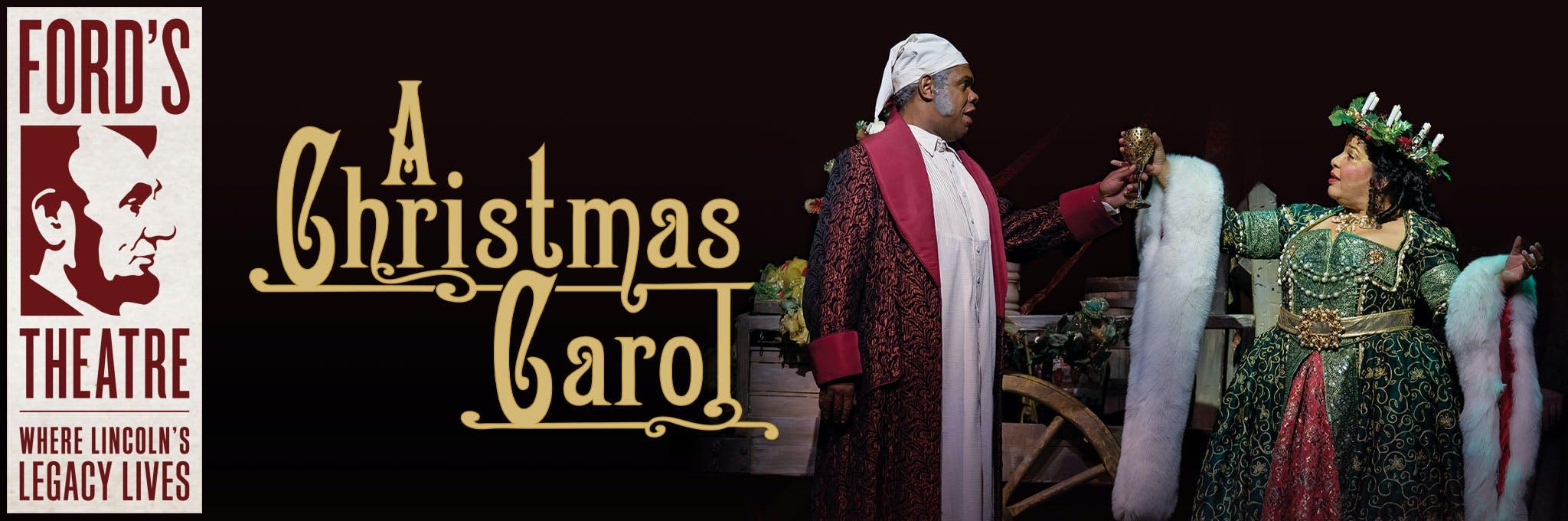 Free First Preview - A Christmas Carol Logo