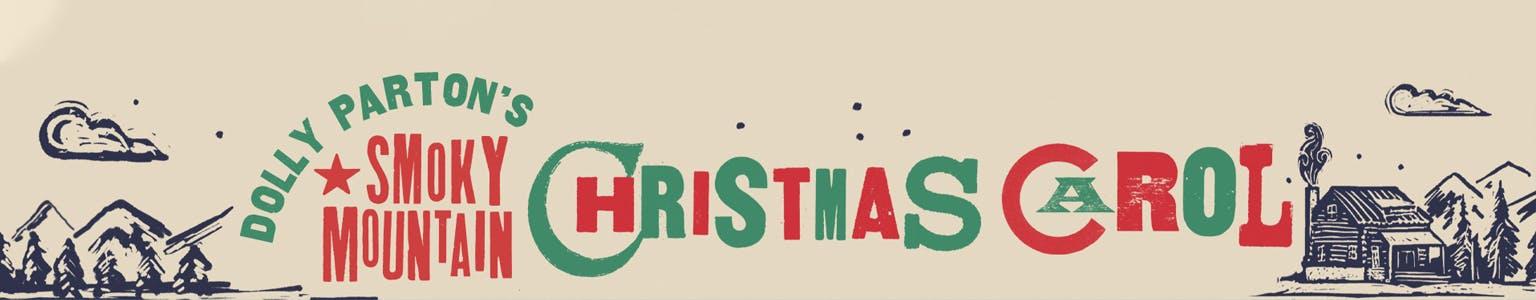 Dolly Parton's Smoky Mountain Christmas Carol Logo