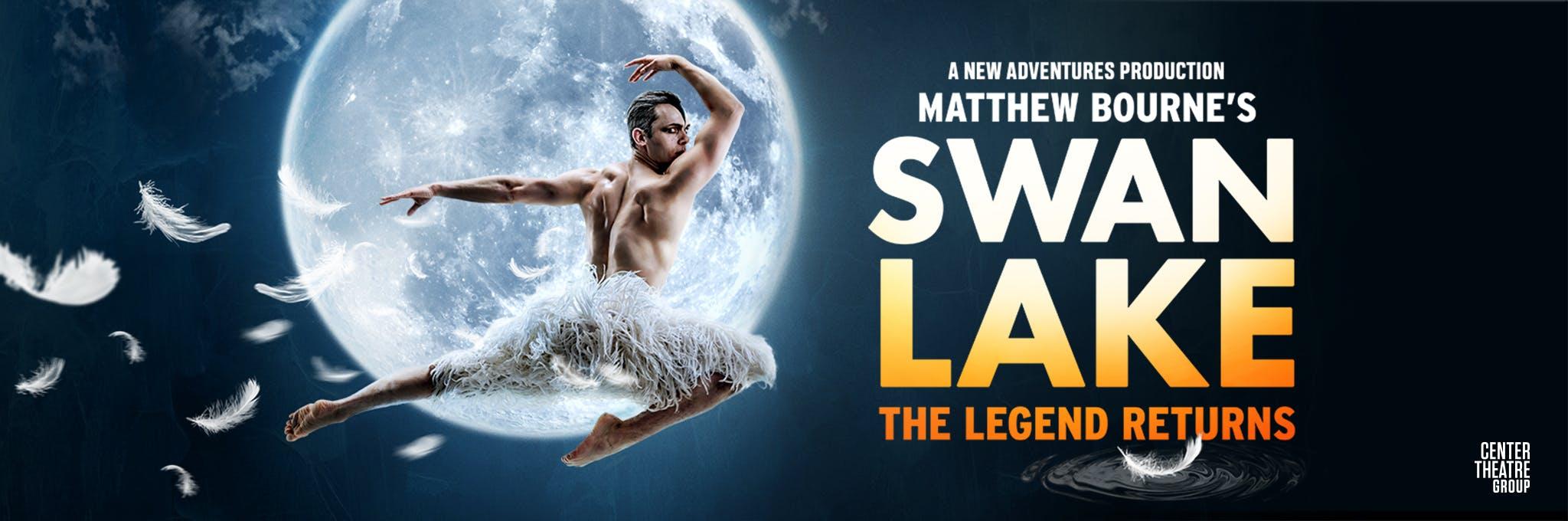 Matthew Bourne's Swan Lake Logo
