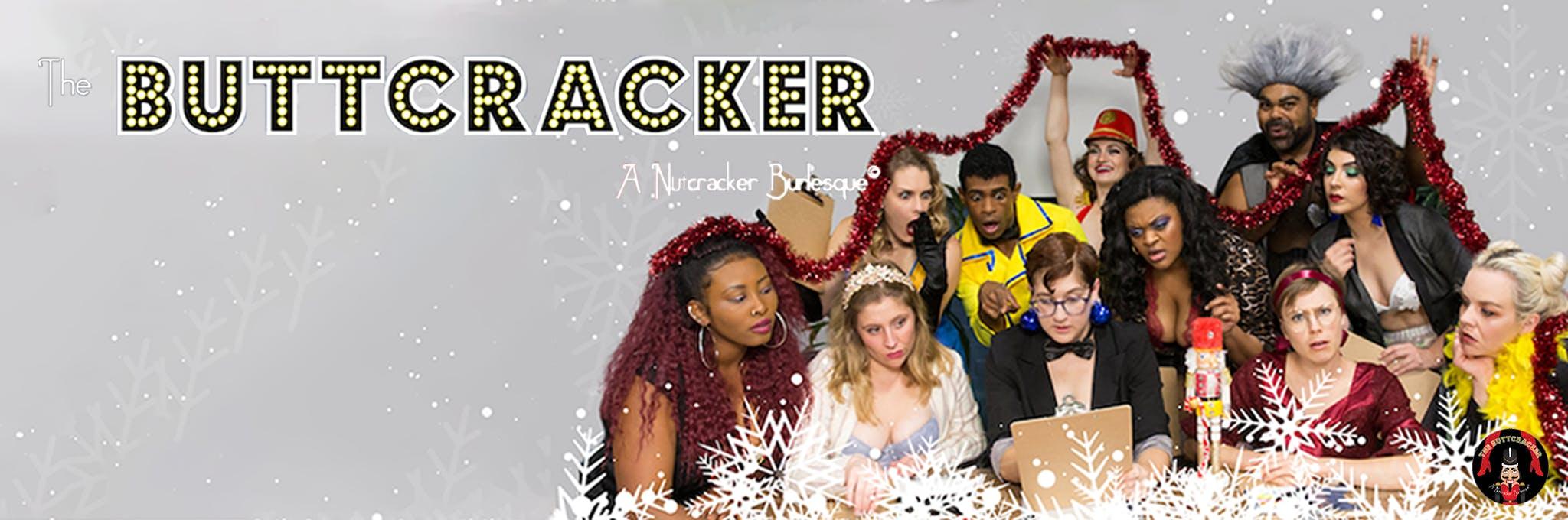 The Buttcracker: A Nutcracker Burlesque Logo