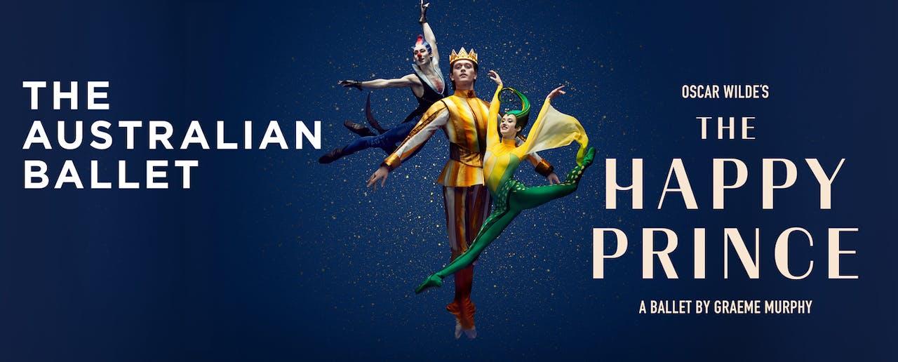 The Australian Ballet presents The Happy Prince