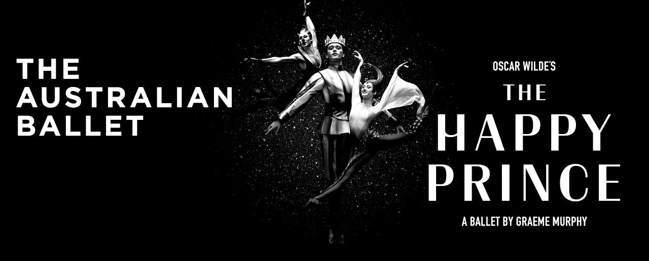 The Australian Ballet presents The Happy Prince
