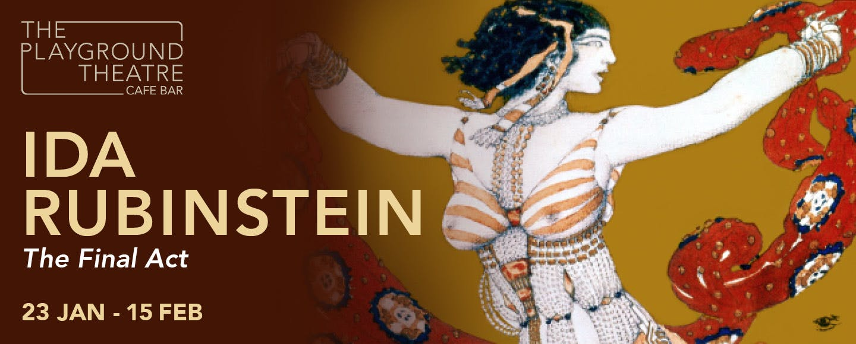 Ida Rubinstein : The Final Act