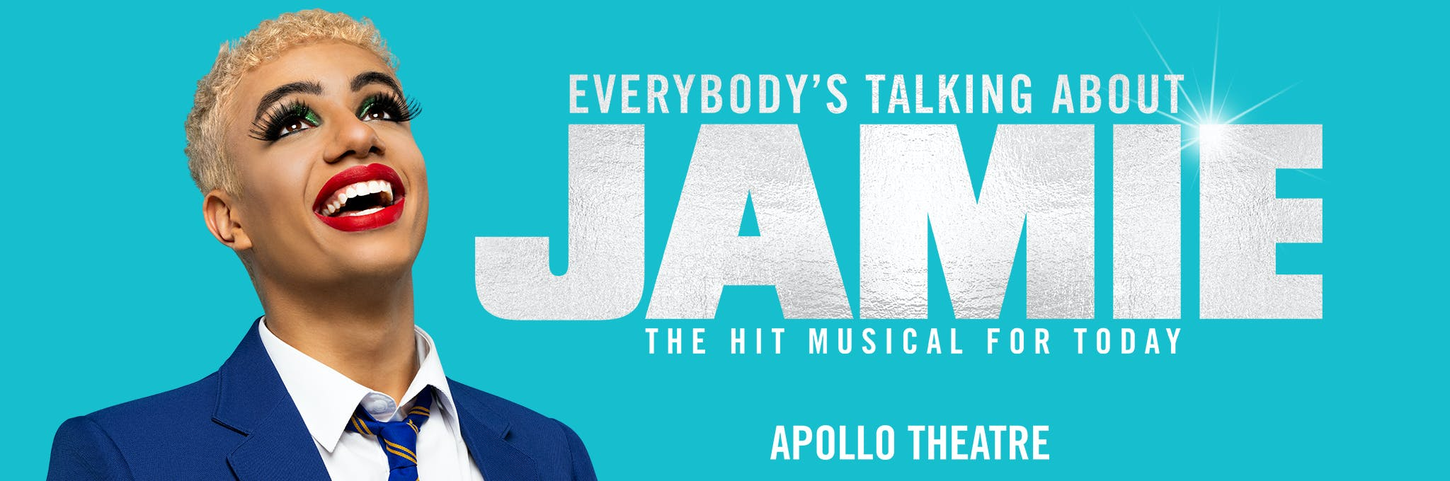 Everybody's Talking About Jamie Logo