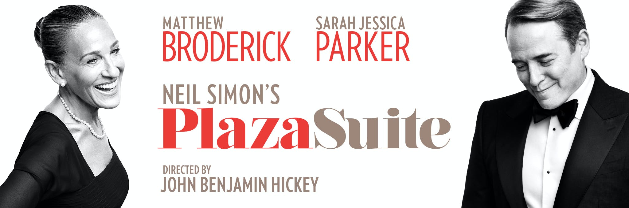 Plaza Suite on Broadway Logo
