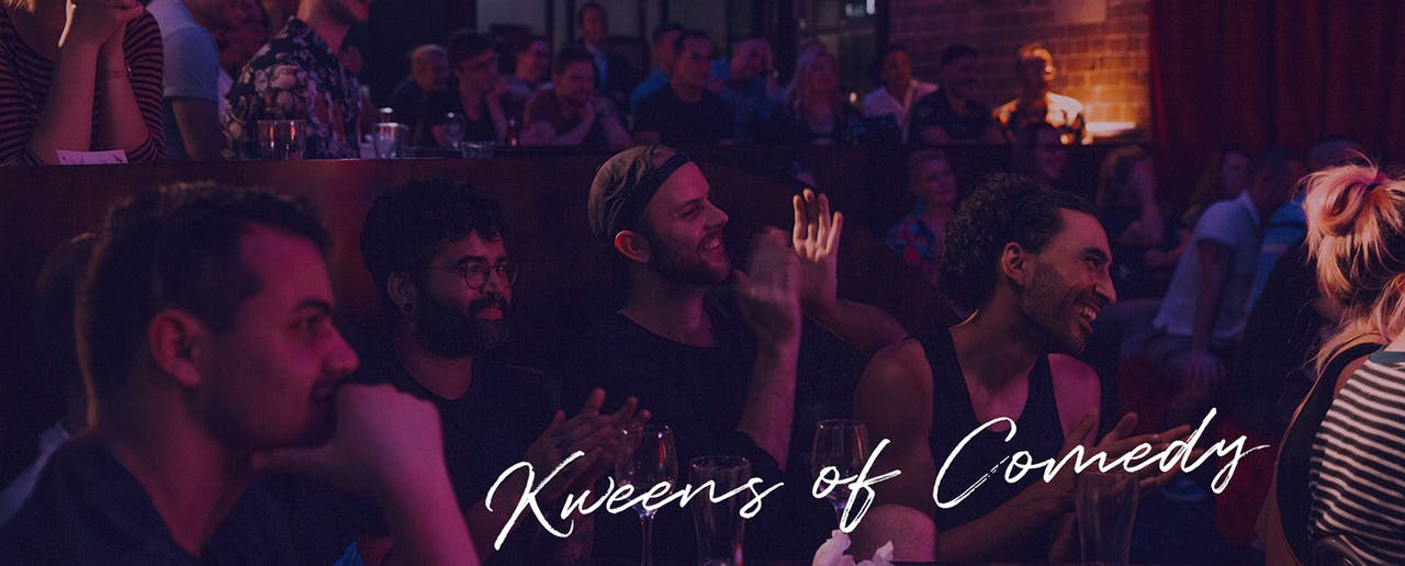 Kweens of Comedy at The Oxford Hotel