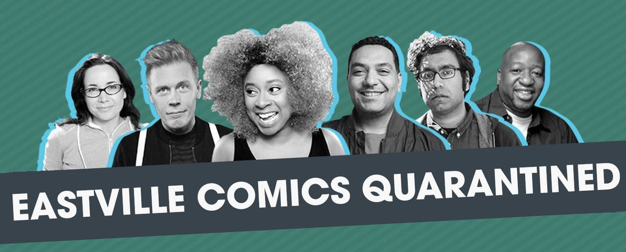 Streamed Performance: Comics Quarantined