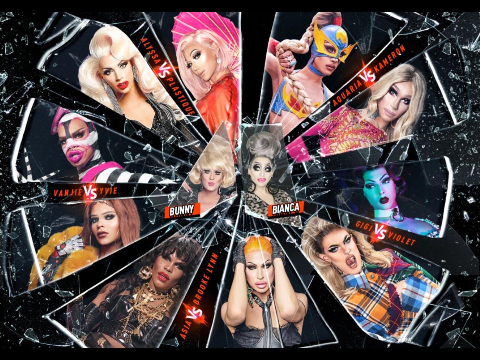 Halloween 2020 Showtimes Connecticut Werq the World   Battle Royale Tickets | New York | TodayTix